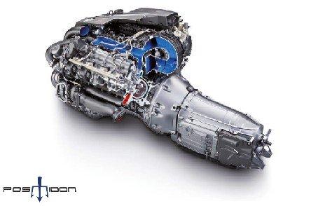 Posaidon | Motoraufladung